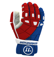 Custom Warrior Nemesis  Pro Goalie Gloves