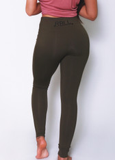 RBLL Signature Hourglass Leggings -  OLIVE