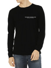 Christian's Toy Drive THIS SHIRT CHANGES LIVES Long Sleeve Tee