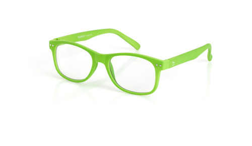 Blueberry Glasses Size L Lime