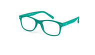 Blueberry Glasses Size L Peppermint Dark Green