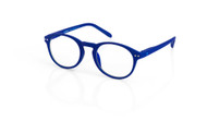 Blue Light glasses M classic blueberry, blue, by the side, glasses for blue light by Blueberry