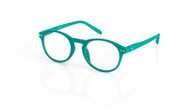 Blueberry Glasses Size M Green Blue