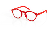 Blue Light glasses M Strawberry, red, by the side, glasses for blue light by Blueberry