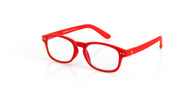 Blue Light glasses S Strawberry, red by the side, glasses for blue light by Blueberry