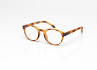 Blue Light glasses M Chestnut, Toffee Tortoise, Brown by the side, glasses for blue light by Blueberry