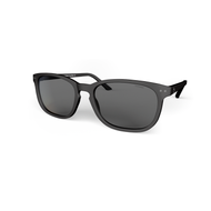 Sunglasses XL Black, Grey Lenses by the side . Polarized sunglasses Blueberry