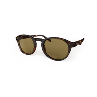 Blueberry Sunglasses L+ Tortoise , Brown Lenses