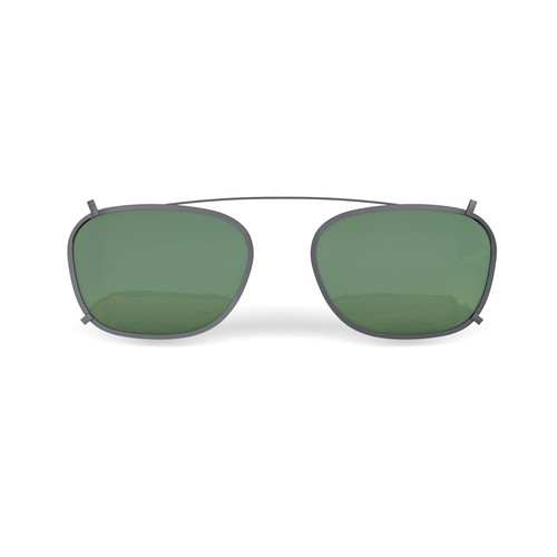 Polarized sunglasses clip on specifically build for tha amazing blue light blocking glasses Blueberry Glasses size L