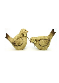 Birds 10cm - 2 Assorted Styles