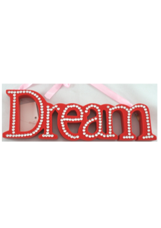 Dream Sign 22 x 7cm