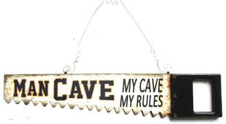 Man Cave Saw 70cm