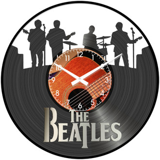 Beatles Clock 30cm