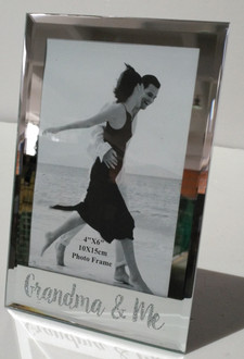 Grandma and Me Frame 13x19cm