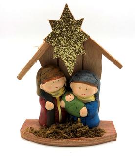 Nativity 14cm