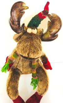 Deer Ralph Sitting 33cm