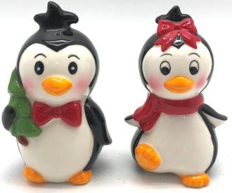 Salt and Pepper Penguin