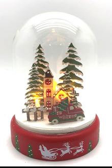 Dome Lightup 15cm