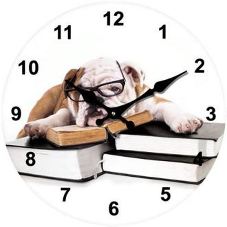Daphne Clock 17cm