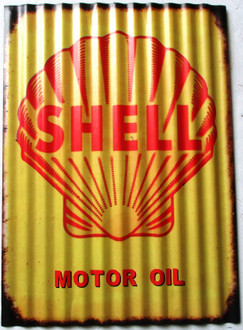 Sign Shell 30x40cm