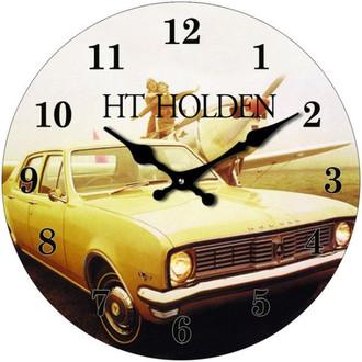 Clock HT Holden 17cm
