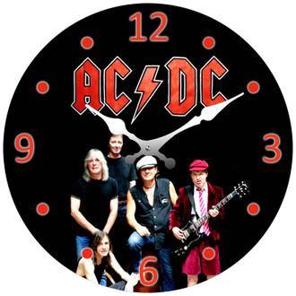 Clock ACDC 17cm