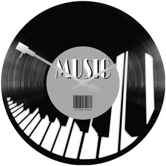 Clock Music 30cm