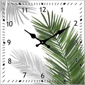 Palm Clock 15cm