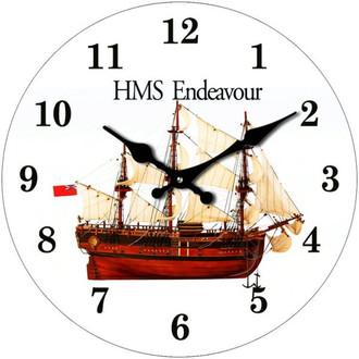Clock Endeavour 17cm