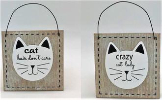 Crazy Cats 2 asst 10cm