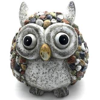 Magenta Owl 23cm