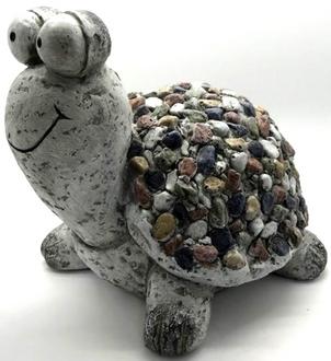 Magenta Turtle 27cm