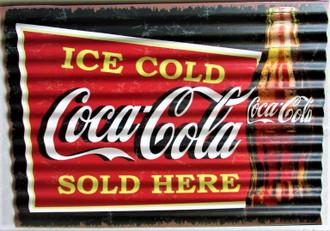 Sign Coca Cola 60x40cm