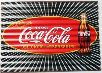 Sign Coca Cola 30x40cm