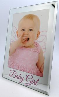Frame Baby Girl 13x19cm