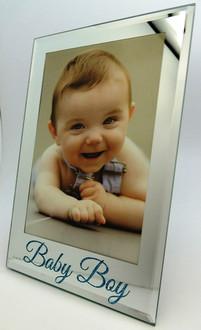 Frame Baby Boy 13x19cm