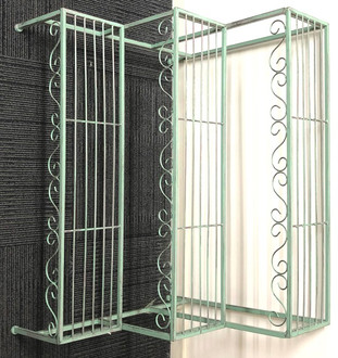 Stand 3 Tier green 80x50x61cm