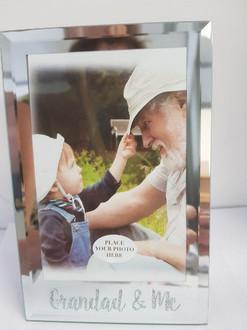 Grandad and Me Frame