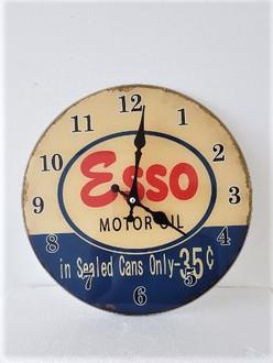 Esso clock 30 cm