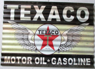 Sign TEXACO 30x40cm