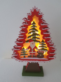 Tree Lightup 29cm