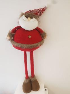 Santa extendable legs