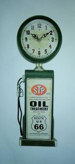 Clock gas station bowser  Oil treatment 35cm