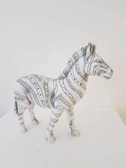 Afrika Zebra 24cm