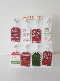 Christmas gift tags 24
