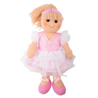 Bonnie,  ballet doll pink 35cm