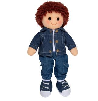 Rory  -  boy denim doll 35cm