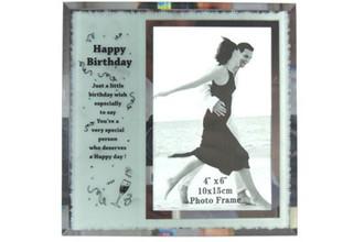 Happy Birthday Frame & Verse