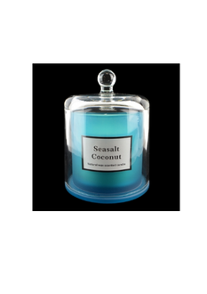 Stunning Candle with Bell Glass cover - makes for a fantastic gift