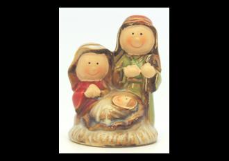 Nativity Porcelain 9cm